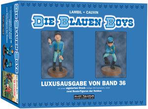Die Blauen Boys 36: Der Blaublüter. Vorzugsausgabe