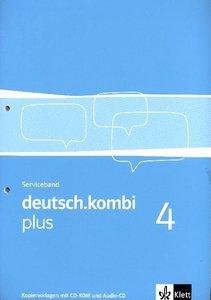 deutsch.kombi plus 4. Serviceband. Kopiervorlagen mit CD-ROM. 8.