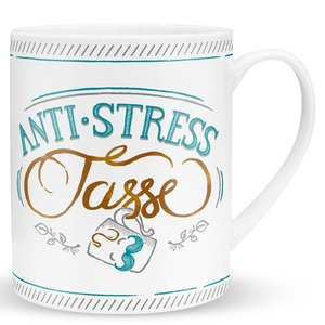 XL-Tasse \'Anti Stress Tasse\'