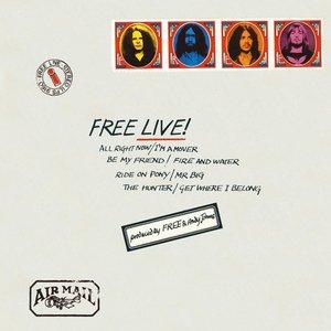 Free Live! (LP)