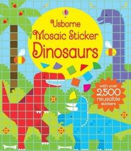 Mosaic Sticker Dinosaurs