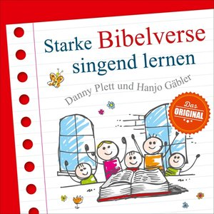Starke Bibelverse singend lernen, Audio-CD