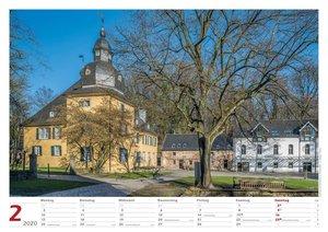 Wuppertal 2020 Wuppertal 2020 Bildkalender A3
