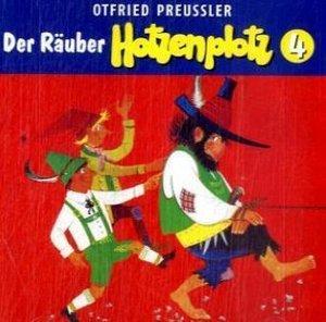 Der Räuber Hotzenplotz. Tl.1/4, Audio-CD