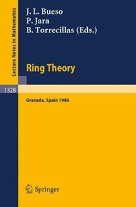 Ring Theory
