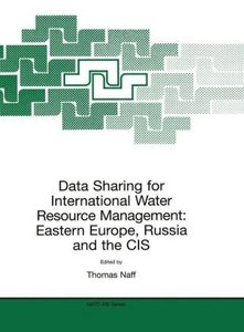 Data Sharing for International Water Resource Management: Easter