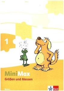 Mathematik MiniMax. Themenheft Größen und Sachrechnen 1. Schulja