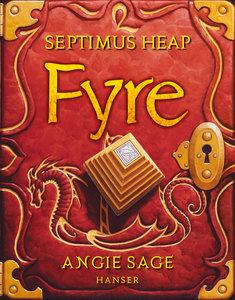 Septimus Heap: Fyre