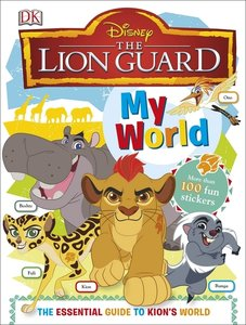 My World: Disney - The Lion Guard