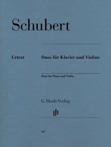 Duos für Klavier und Violine