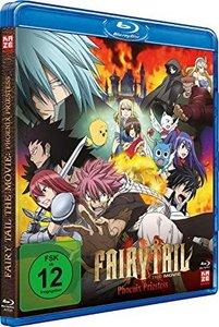 Fairy Tail: Phoenix Priestess (Movie 1) - Blu-ray