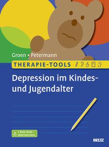 Therapie-Tools Depression im Kindes- und Jugendalter