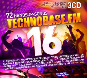 TechnoBase.FM Vol.16
