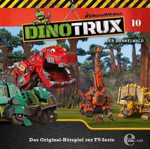 Dinotrux-(10)Hörspiel zur TV Serie-Der Dunkelwald