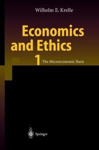 Economics and Ethics 1