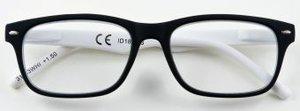 Reading Glasses B3-WHITE 200