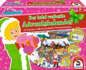 Bibi Blocksberg Adventskalender 2017