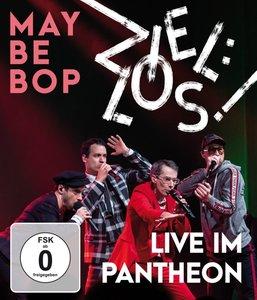 Ziel:los! Live im Pantheon (Blu-ray+CD)