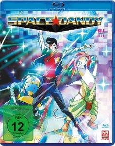 Space Dandy - Vol. 1 [Blu-ray]