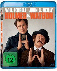 Holmes und Watson, 1 Blu-ray
