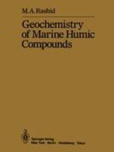 Geochemistry of Marine Humic Compounds