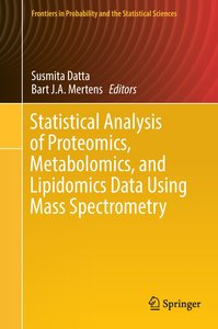 Statistical Analysis of Proteomics, Metabolomics, and Lipidomics