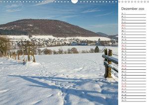 Bundesgolddorf Grafschaft (Wandkalender 2020 DIN A3 quer)