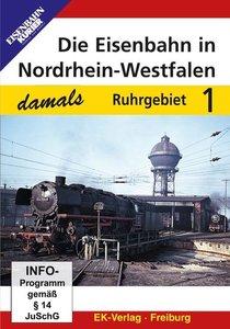 Die Eisenbahn in Nordrhein-Westfalen damals, Teil 1