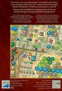 Ravensburger 26914 - Burgen von Burgund