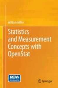 Statistics and Measurement Concepts with OpenStat
