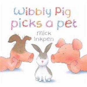 Wibbly Pig, Picks a pet
