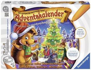 """tiptoi® Adventskalender """"Waldweihnacht/Tiere"""""""