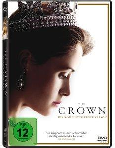 The Crown. Season.1, 4 DVDs