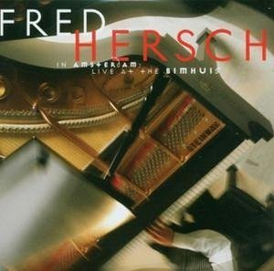 Fred Hersch in Amsterdam live at the Bimhuis