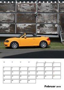 Coupés und Roadster SporTTwagen (Tischkalender 2019 DIN A5 hoch)