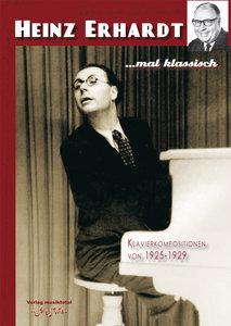 Heinz Erhardt ... mal klassisch, Stücke für Klavier