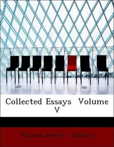Collected Essays Volume V