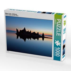 Mono Lake, California 1000 Teile Puzzle quer