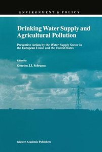 Drinking Water Supply and Agricultural Pollution