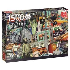 Jumbo Spiele - Generische Puzzle - Best of New York