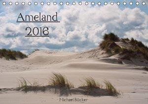 Ameland (Tischkalender 2016 DIN A5 quer)