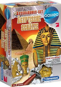 Clementoni Galileo Ägyptische Schätze