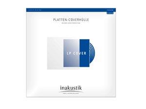 LP Coverhülle 50 Stck / Premium LP Cover Sleeves 12 / Transparen
