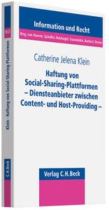 Haftung von Social-Sharing-Plattformen