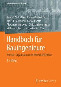 Handbuch für Bauingenieure