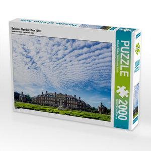 Schloss Nordkirchen (MB) 2000 Teile Puzzle quer