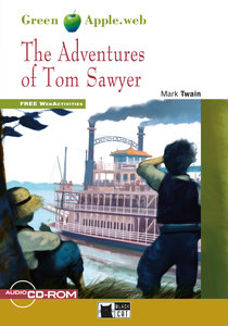 The Adventures of Tom Sawyer. Buch + CD-ROM