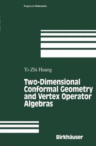 Two-Dimensional Conformal Geometry and Vertex Operator Algebras