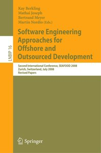 Software Engineering Approaches for Offshore and Outsourced Deve
