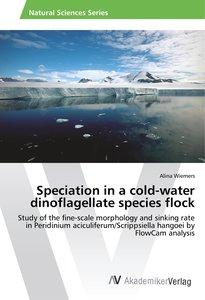 Speciation in a cold-water dinoflagellate species flock